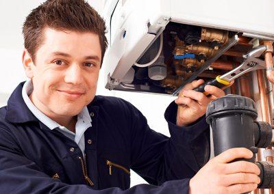 Reparação de caldeiras, reparação de caldeiras Low Cost, Reparar caldeira de agua quente